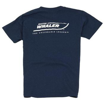 YOUTH Logo Tee - Navy
