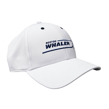 UV Performance Cap - White