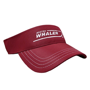 UV Performance Visor - Crimson