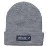 Deep Sea Beanie - Steel Heather