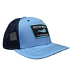 Mahi Trucker Cap - Columbia Blue | Navy
