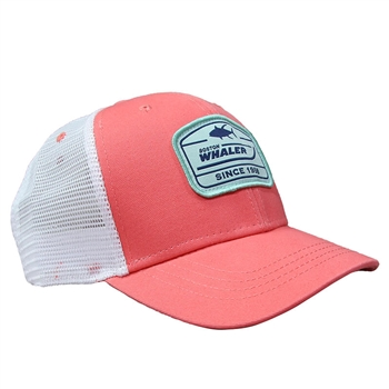 Since 1958 Cap - Coral | White