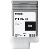 Canon PFI-107 Black Ink Cartridge