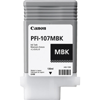 Canon PFI-107 Matte Black Ink Cartridge