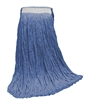 <!b>Wholesale Wet Mops - <strong>CUT END | BLUE BLEND | NARROW BAND | 20 OZ | 12/Case</strong>