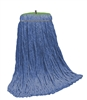 <!h>Wholesale Wet Mops - <strong>CUT END | BLUE BLEND | BOLT | 16 OZ | 12/Case</strong>