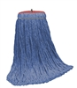 <!j>Wholesale Wet Mops - <strong>CUT END | BLUE BLEND | BOLT | 24 OZ | 12/Case</strong>
