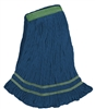 <!a>Wholesale <strong>ANTIMICROBIAL</strong> Wet Mops - <strong>PREMIUM | BLUE | MEDIUM | NARROW BAND | 12/Case</strong>