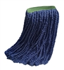 "<!a>Wholesale Microfiber Cut End Wet Mops BLUE | MEDIUM | 1 1/4"" BAND 