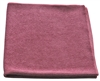 "<!c>Wholesale Microfiber Cloths - <strong>TEXTURED GLASS | PINK | 16"" x16"" 