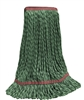 "<!f>Wholesale Microfiber Wet Mops Hybrid LARGE | 1 1/4"" BAND 