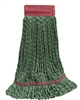 "<!h>Wholesale Microfiber Wet Mops Hybrid LARGE | 5"" BAND 