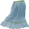 "<!a>Wholesale Microfiber Looped End Wet Mops MEDIUM | 1 1/4"" BAND 