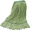 "<!e>Wholesale Microfiber Looped End Wet Mops MEDIUM | 1 1/4"" BAND 