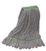 "<!zb>Wholesale Microfiber Looped End Wet Mops MEDIUM | 1 1/4"" BAND 