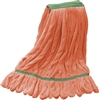 "<!i>Wholesale Microfiber Looped End Wet Mops MEDIUM | 1 1/4"" BAND 