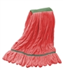 "<!q>Wholesale Microfiber Looped End Wet Mops MEDIUM | 1 1/4"" BAND 