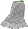 "<!m>Wholesale Microfiber Looped End Wet Mops MEDIUM | 1 1/4"" BAND 