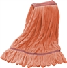 "<!k>Wholesale Microfiber Looped End Wet Mops LARGE | 1 1/4"" BAND 