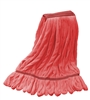 "<!s>Wholesale Microfiber Looped End Wet Mops LARGE | 1 1/4"" BAND 