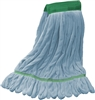 "<!b>Wholesale Microfiber Looped End Wet Mops MEDIUM | 5"" BAND 