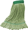 "<!f>Wholesale Microfiber Looped End Wet Mops MEDIUM | 5"" BAND 