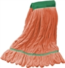 "<!j>Wholesale Microfiber Looped End Wet Mops MEDIUM | 5"" BAND 