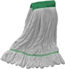 "<!n>Wholesale Microfiber Looped End Wet Mops MEDIUM | 5"" BAND 