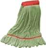 "<!h>Wholesale Microfiber Looped End Wet Mops LARGE | 5"" BAND 