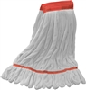 "<!p>Wholesale Microfiber Looped End Wet Mops LARGE | 5"" BAND 