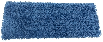 <!b>Wholesale <strong>BULK CASE (50/Cs) BLUE </strong>Microfiber Closed Loop Mesh Pocket Mop