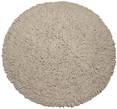 "<!dd><strong>BULK CASE (10/Cs)  -- 19""</strong> High Profile Cotton Carpet Bonnets"