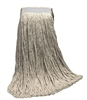 <!b>Wholesale Wet Mops - <strong>CUT END | COTTON | NARROW BAND | 20 OZ| 12/Case</strong>