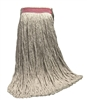 <!c>Wholesale Wet Mops - <strong>CUT END | COTTON | NARROW BAND | 24 OZ | 12/Case</strong>