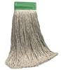 <!e>Wholesale Wet Mops - <strong>CUT END | COTTON | WIDE BAND | 16 OZ | 12/Case</strong>