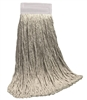 <!f>Wholesale Wet Mops - <strong>CUT END | COTTON | WIDE BAND | 20 OZ | 12/Case</strong>