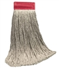 <!g>Wholesale Wet Mops - <strong>CUT END | COTTON | WIDE BAND | 24 OZ | 12/Case</strong>