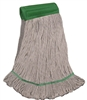 <!d>Wholesale Wet Mops - <strong>COTTON | WIDE BAND | MEDIUM | 12/Case</strong>