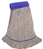 <!f>Wholesale Wet Mops - <strong>COTTON | WIDE BAND | X-LARGE | 12/Case</strong>