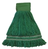 "<!d>Wholesale <strong>ANTIMICROBIAL</strong> Wet Mops - <strong>INDUSTRIAL SYNTHETIC | MEDIUM | 9"" BAND 