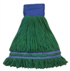 "<!f>Wholesale <strong>ANTIMICROBIAL</strong> Wet Mops - <strong>INDUSTRIAL SYNTHETIC | X-LARGE | 9"" BAND 