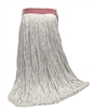 <!c>Wholesale Wet Mops - <strong>CUT END | RAYON | NARROW BAND | 24 OZ | 12/Case</strong>