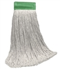 <!e>Wholesale Wet Mops - <strong>CUT END | RAYON | WIDE BAND | 16 OZ | 12/Case</strong>