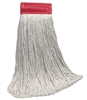 <!g>Wholesale Wet Mops - <strong>CUT END | RAYON | WIDE BAND | 24 OZ | 12/Case</strong>