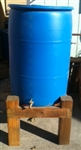 55-gallon Rain Barrels - Food Grade Plastic