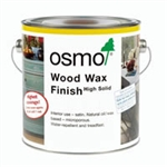 Osmo Wood Wax Finish - 2.5 liter