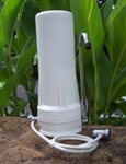 Countertop Water Filtration System - Housing