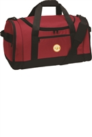 Voyager Sports Duffel - Red