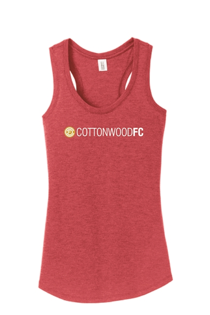 Womens Perfect Tri Racerback Tank