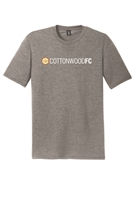 Youth Perfect Tri Crew Tee - Grey
